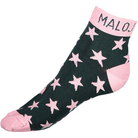 Maloja JoushM. Socks Women pink/teal